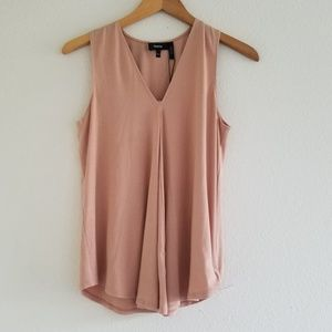 Theory Gorgeous Flattering Sleeveless Top